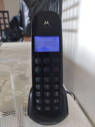 Telefone fixo sem fio Motorola