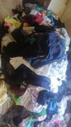 Lote fechado roupas Bazar