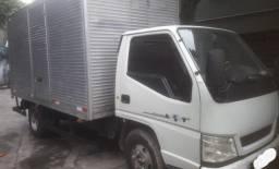 Caminhão Effa JMC 601 2.8 turbo diesel intercooler 2011
