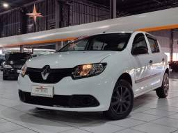 Renault Sandero 2020 - flex / Completo