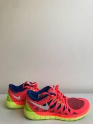 Tênis Nike Free tamanho 37