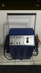 Eliminador de Baterias ELB 124, equipamento novo, menos de um ano de uso