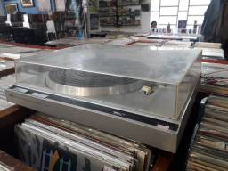 Toca disco cce direct drive automátic return turntable tx-30