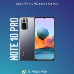 Redmi Note 10 Pro 6gb 64gb