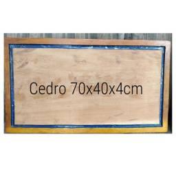 Churrasco - Tábuas para corte e exposição