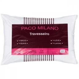 Título do anúncio:  Travesseiro Paco Milano Novo a Pronta Entrega
