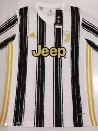 Camisa Juventus Home Adidas 20/21 - Tamanhos: P, M, G