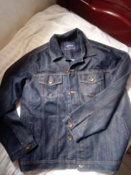 Casaco jeans Masculino