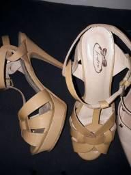 Sandálias/sapatos