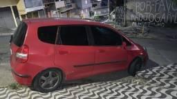 Peças Honda Fit 2005 está rodando, carro financiado
