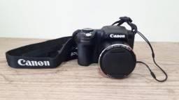 Camera Canon Powershot Sx510 HS Wifi (Semiprofissional)