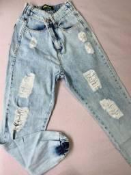 Calça jeans Gringa