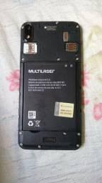 Celular multilaser 32Gb para vender semi-novo