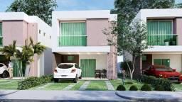 Título do anúncio: A= Condomínio Marilia II no Araçagy/ Casas com 3 quartos.