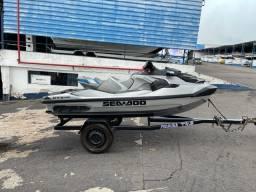Jet ski Seadoo GTX 300 LMD ANO 2021
