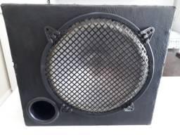 Caixa selada com subwoofer Bravox 12 polegadas 200 RMS (leia o anúncio)