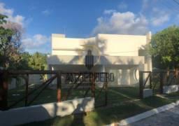 Cód: AA12 Casa nova com 3 suítes no condomínio Busca Vida