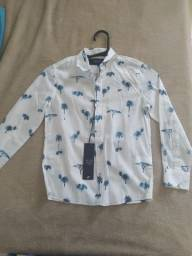 Camisa Ellus infantil