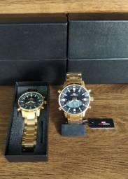 Relógio Original KAT-WACH Aprova D'água 5 ATM Entrega Grátis