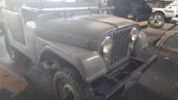Jeep 1962 Original