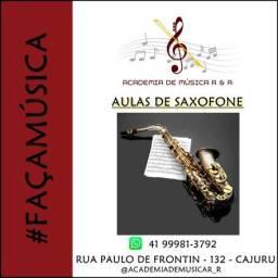 Aulas de Saxofone