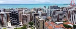 De 560 por 460 mil -126m², 3 quartos + DCE, nascente 2 vagas ao lado da praia Ponta Verde