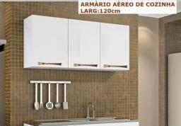 Título do anúncio: Armário para cozinha com 1,20 cm-Loja fisica