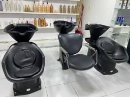 Lavatórios Salão Barbearia