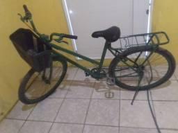 Bicicleta bike Monark Barra circular