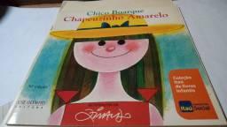 Livro chapeuzinho amarelo chico buarque itaú usado