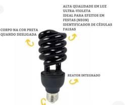 Lâmpada Luz Negra Espiral 36w