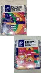 Coleção completa lacrada módulos bernoulli 1ªe.m