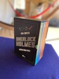 Box Sherlock Holmes - 4 Volumes