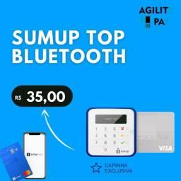 SumUp Top Bluetooth, Configuração Gratuita, Taxa de 1% 3 Primeiros Meses