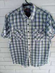 Camisa Gangster M