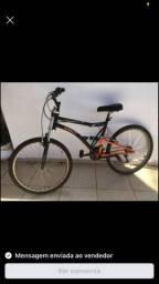 Bicicleta Caloi aro26 com amortecedor.