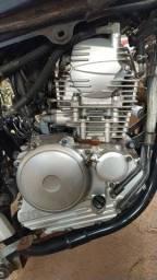 Motor fazer 250cc com nota fiscal.