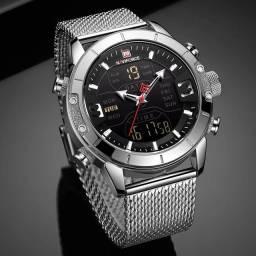 Relógio Naviforce original a prova dágua