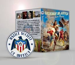 Sociedade da Justiça 2ª Guerra Mundial