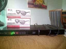 Dvd LG blu-ray 3D