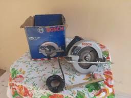 Serra circular Bosch GKS 7¼  110V