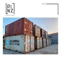 Container Cru / 20 pés ST