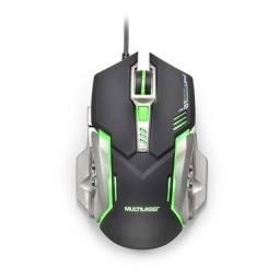 Mouse Gamer Multilaser 2400Dpi - Mo269