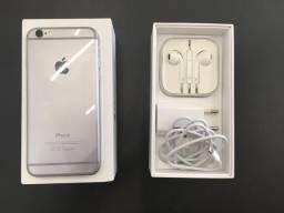 IPhone 6 64Gb Dourado ou Preto Apple - 100% Original e c/ GARANTIA - Somos loja física