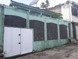 Casa Com Um Kitnet / 184m²/ Garagem/ Na Laje/ Ur:05 Ibura 9  *