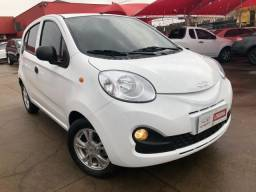 Chery QQ New Act 1.0 Flex Completissimo 3 mil km - 2018