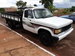 Vendo ou Troco Camionete D40 Diesel motor Perkins - 1988