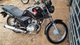 Honda Cg Honda Cg Fan 125 - 2012