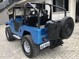Jeep willis 1961