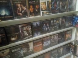 Grande venda de DVDs